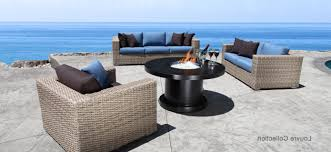 alderbrook faux wood fire table gas fire pit on wood deck inspirational propane fire pit table set