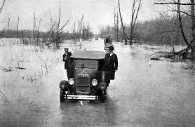 Illinois Flooding Map by The Mississippi River Flood Of 1927 Chicago Tribune