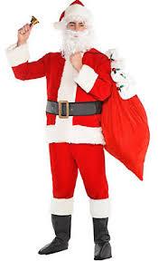 santa suit santa suits santa costumes for adults kids party city