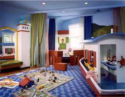 Painting Boat Interior Seascape Kids Playroom Room Paint Ideas Tuscan Colors Samples