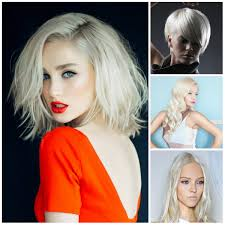 platinum blonde hair color hair colors 2017 trends and ideas for