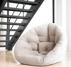 fresh futon nido convertible futon chair bed gadget flow