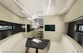 alex pirard yacht design oronero yacht interior u2014 yacht charter