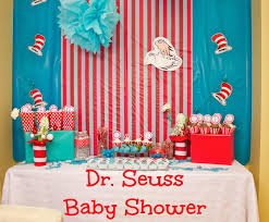 sowdering about dr seuss baby shower