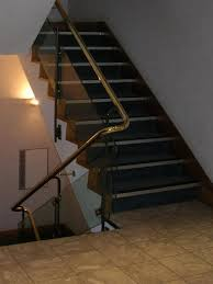 Brass Handrails Adg Metalworkers Ltd Balustrade And Hand Rails