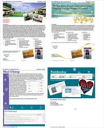 holiday newsletter template 17 free jpg psd pdf format