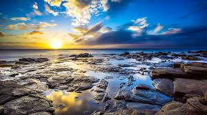 amazing sunset colors wallpaper 4k wallpaper download hd free
