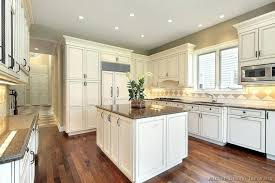 Antique Painted Kitchen Cabinets by Kitchen Cabinets White U2013 Fitbooster Me
