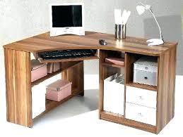 bureau d angle avec surmeuble bureau avec surmeuble et 2 tiroirs coloris blanc framboise across