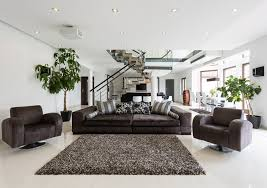 Brown Home Decor 45 Beautiful Living Room Decorating Ideas Pictures Designing Idea