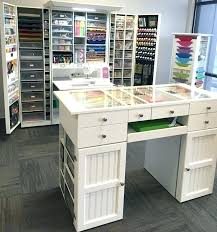scrapbooking cabinets and workstations craft workstation with storage scrapbook workstation over scrapbook