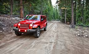 2018 Jeep Wrangler Unlimited 4 Door Pictures Photo Gallery Car