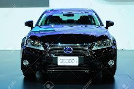 used lexus for sale in thailand bkk nov 28 lexus gs 300 h luxury sport sedan car on display