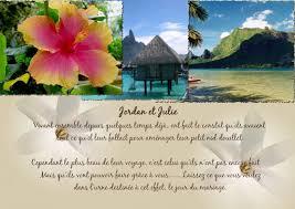 liste de mariage voyage faire part suite julie et mariage le 6 juin 2009