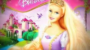 video barbie rapunzel instrumental extended