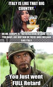 Meme Retard - the full retard mode meme