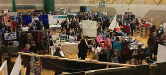 craft fair enters new era with expanded exhibition the shetland