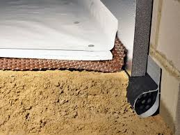 Basement Floor Insulation Crawl Space Insulation With Silverglo In Ashland Marquette