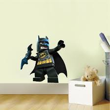 lego batman wall decal superhero wall design the dark knight video