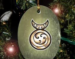 yule ornament etsy