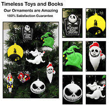 nightmare before ornaments ebay