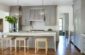 tall kitchen wall cabinets long kitchen cabinets shaker cabinets with long pulls gray shaker