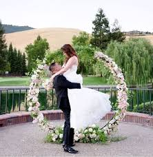 wedding backdrop greenery 10 wedding wreaths the wedding trend crazyforus