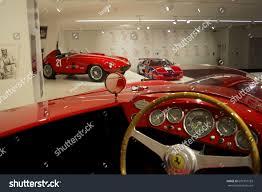 ferrari museum maranello italy march 2017 ferrari museum stock photo 601310183