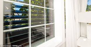 Solar Powered Window Blinds Smart Blinds U0027 Can Store Solar Energy In A Battery Daily Mail Online