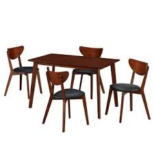 Dining Wood Chairs Modern Contemporary Dining Room Sets Allmodern