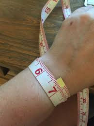 i could gain my wrist circumference in height and still be large