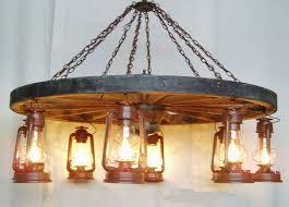 wagon wheel ceiling fan light foot diameter wagon wheel chandelier with 8 lights