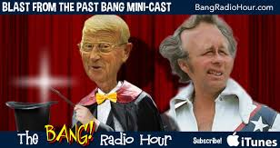 Lou Holtz Memes - blast from the past bang mini cast the bang radio hour