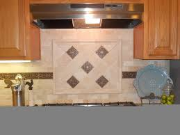 Kitchen Marble Backsplash Interior Tumbled Off White Marble Tumbled Marble For The