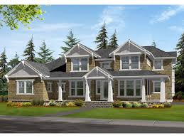 craftsman house design carberry craftsman home plan 071d 0172 house plans and more