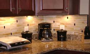 giallo ornamental granite backsplash ideas cream paint for kitchen