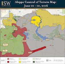 Raqqa Syria Map by Isw Blog The Competing Campaigns Against Isis In Northern Syria