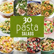 10 pasta salads the cookie rookie