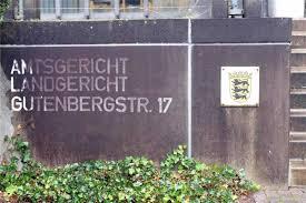 Bezirksliga Baden Baden Baden Badener Betrugsprozess Befangenheitsantrag Abgelehnt