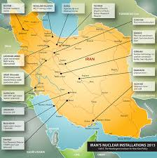 Isfahan On World Map by The Nuclear Deal Gives A Dangerous Amount Of Atomic Expertise To