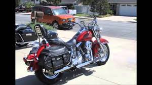 2000 harley davidson flstc heritage softail classic in huntington