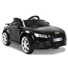 audi tt electric licensed audi tt electric ride on car in black buy audi