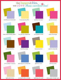 two color combinations try these color combos sassywalls sassy colors patterns