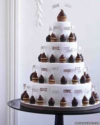 cupcake wedding cake wedding cupcake ideas martha stewart weddings