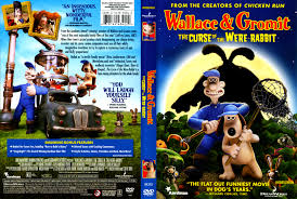 rabbit dvd wallace gromit the curse of the were rabbit 2005 r1