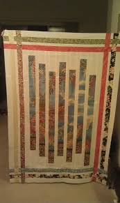 fractured panel quilt