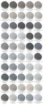 grey paint interior decorating with color cool hues tones gray interior