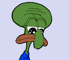 Frog Face Meme - pepward the meem spongebob pinterest memes