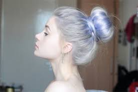 how to blend in gray roots of black hair with highlig 15 surprisingly gorgeous ways to rock colorful roots