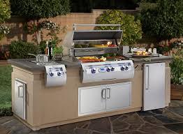 outdoor kitchen islands magic echelon outdoor kitchen island s gas